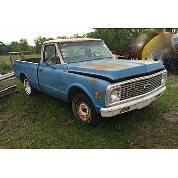 1971 Chevrolet C/K Truck for sale 100824981